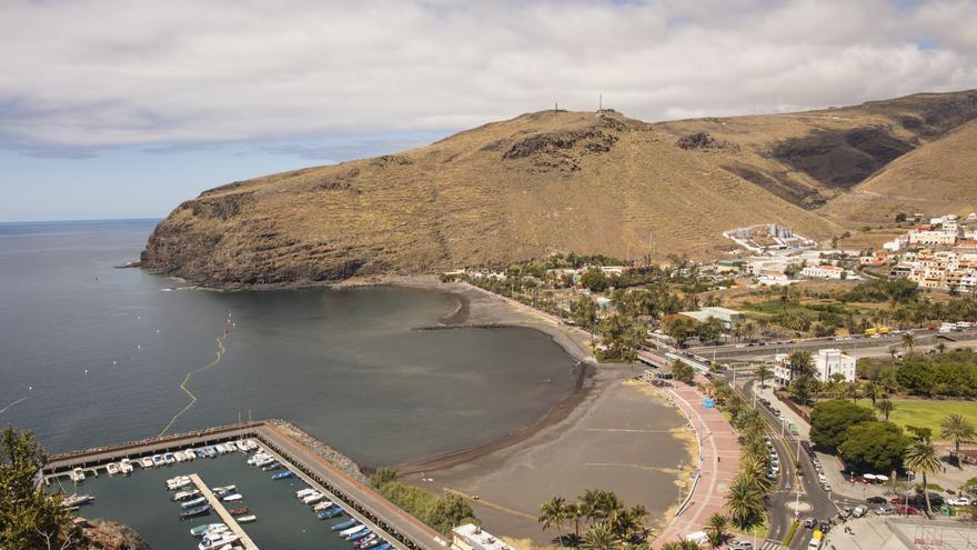 Puerto de La Gomera