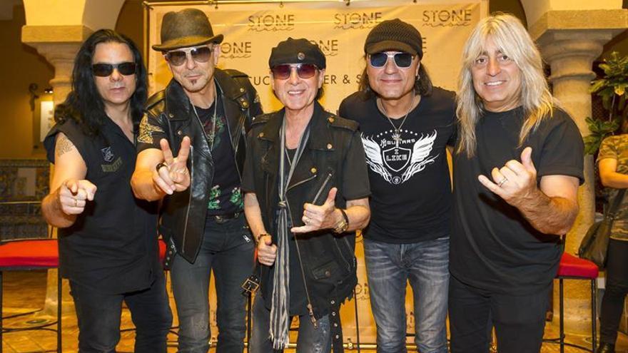 """Scorpions: """"La gasolina"""" del público mantiene """"el motor"""" del grupo"""