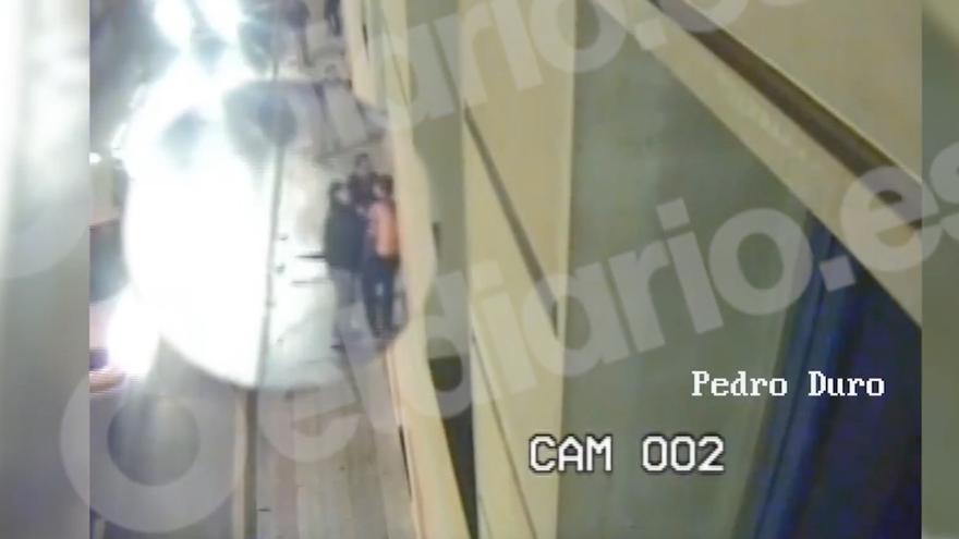Detención de Rafa Torres