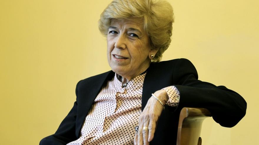 La periodista y escritora Pilar Urbano. / Marta Jara