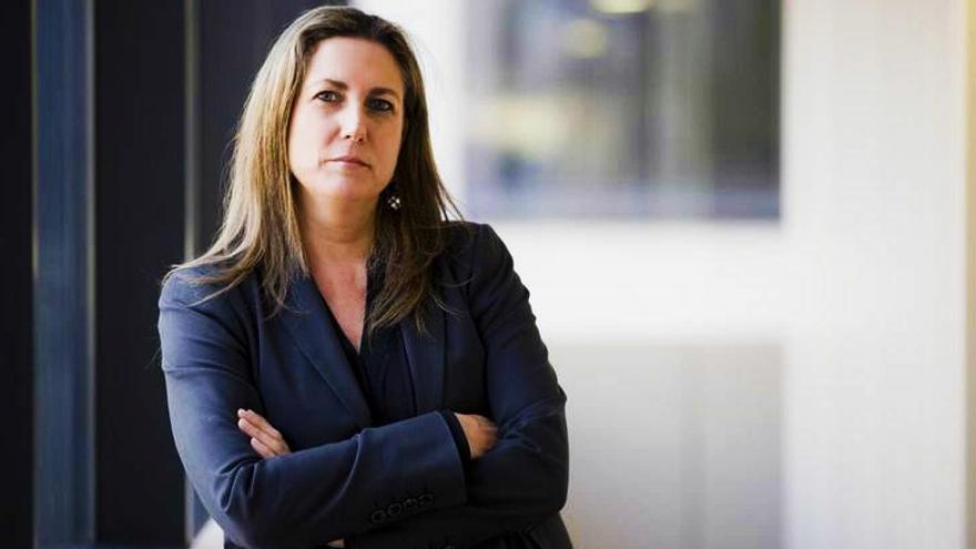 Ana María Bordás, en una imagen de archivo