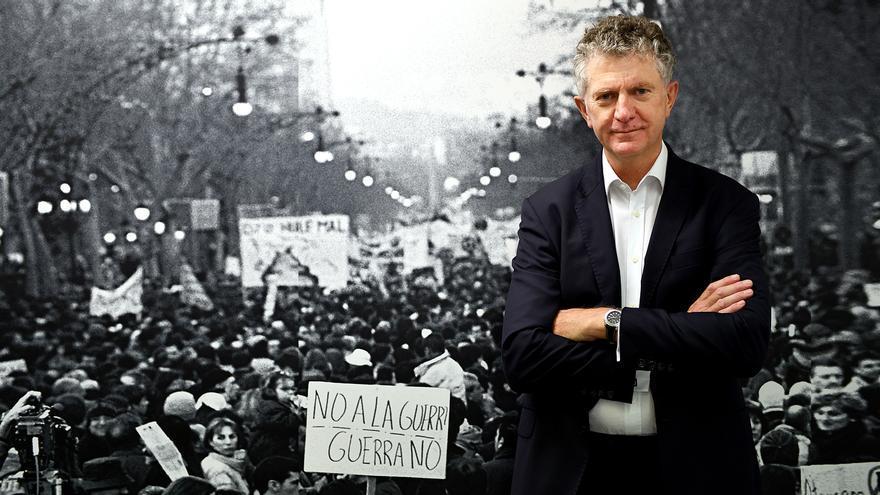 Jonathan Powell, mediador del fin de ETA: El PP puso en peligro el proceso de paz