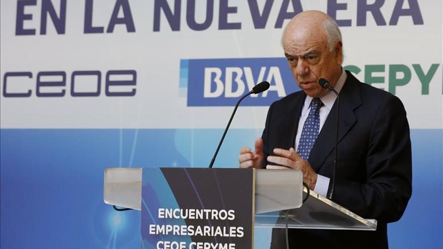 El BBVA prevé un nuevo proceso de consolidación en la banca española y europea