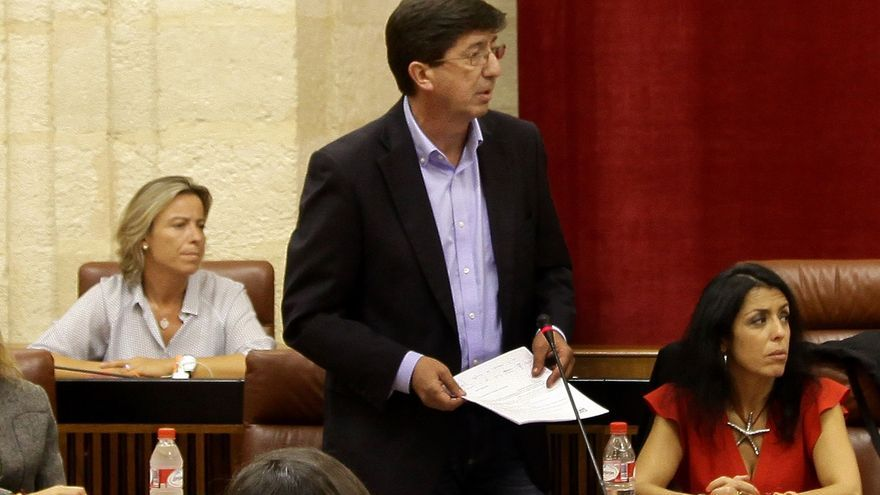 """Marín (C's) afirma que mientras García-Pelayo no esté imputada, """"no tenemos nada que objetar"""""""