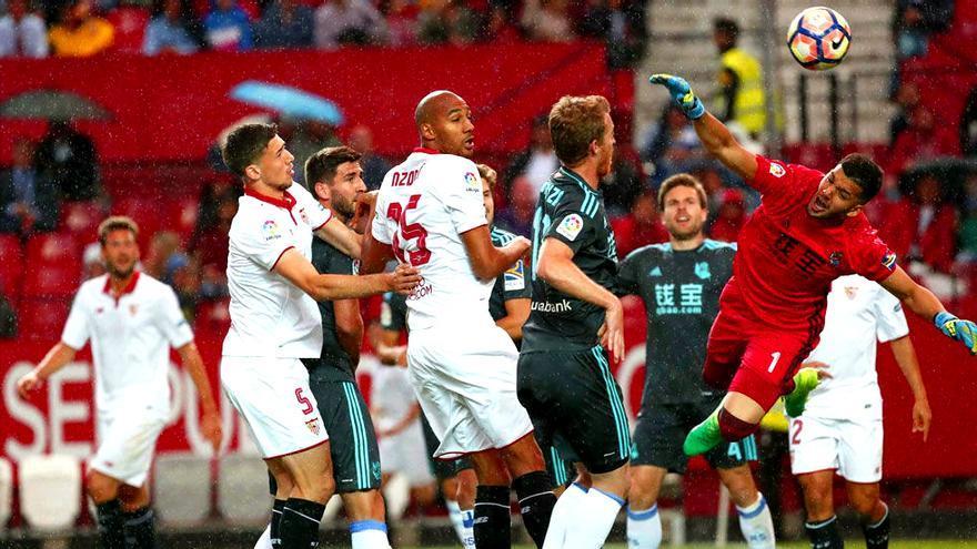 Sevilla-Real Sociedad de LaLiga en Gol