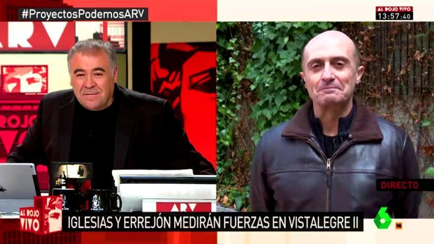 Pepe Viyuela, entrevistado por Ferreras en laSexta