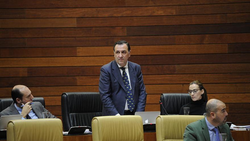 Juan Antonio Morales diputado PP Extremadura