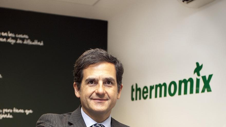 Thermomix dispara sus ventas un 17% en España en 2015, hasta 178 millones
