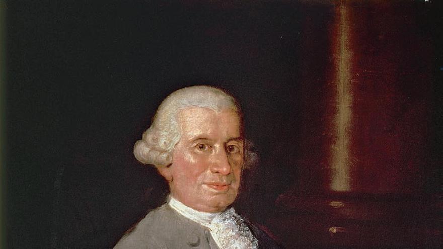 Retrato de Ventura Rodríguez