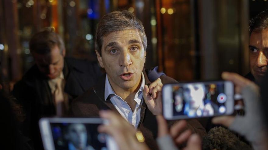 Ministro de Finanzas argentino viaja a Washington para asamblea de FMI y BM