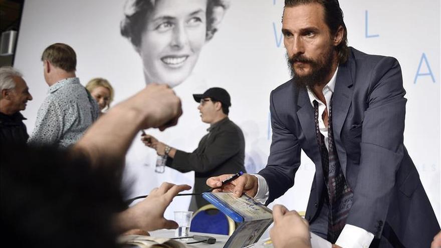 Abucheos en Cannes para la espiritual propuesta de Van Sant con McConaughey