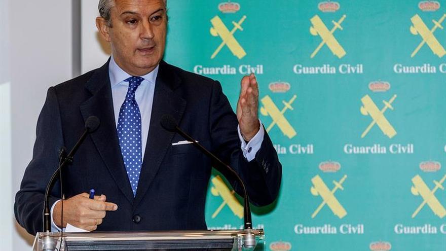 Guardia Civil investigará si el jefe en Baleares justifica agresiones a detenidos