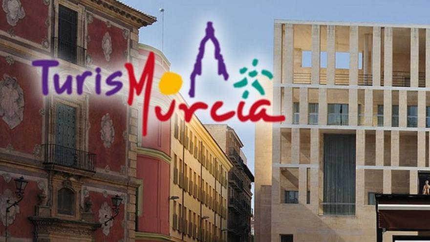 Anterior logotipo turístico del municipio de Murcia / turismodemurcia.com