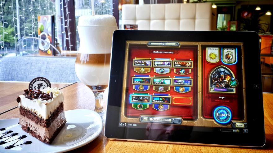 Las 'apps' de juegos son las que más memoria ocupan