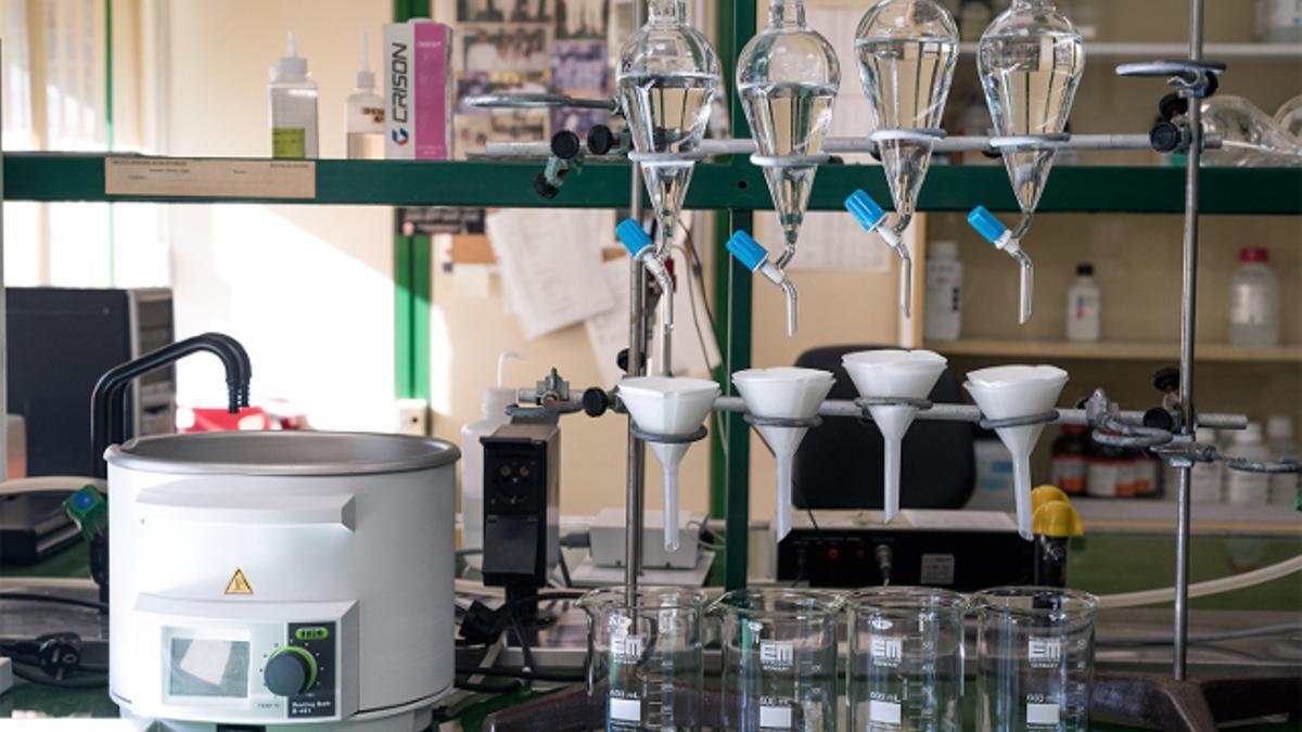 El laboratorio municipal que se dedicaba al análisis de alimentos de centris educativos y comercios dejó de funcionar en septiembre.