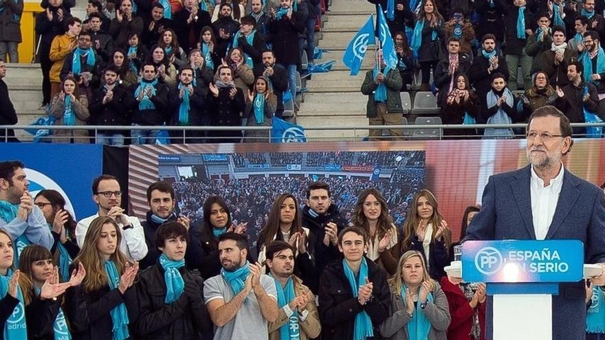 Rajoy hará este martes campaña en La Rioja y Cantabria, con la 'resaca' del debate con Sánchez