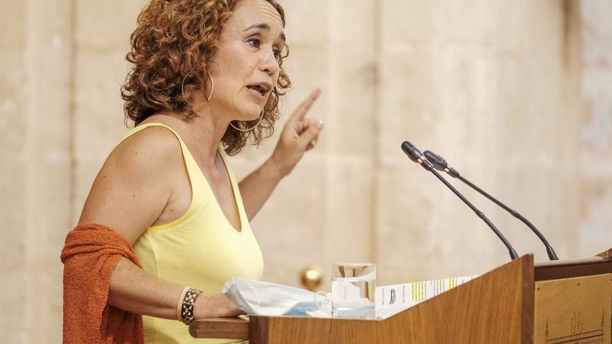 Ana Naranjo.