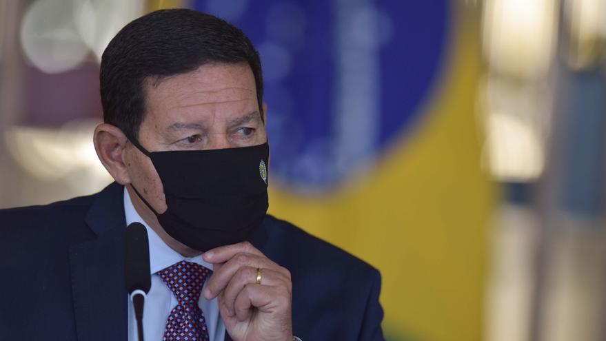 """El vicepresidente de Brasil dice que """"no existe racismo"""" en el país"""