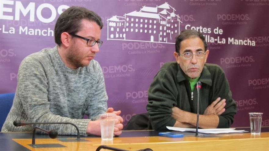 Rueda de prensa de Podemos y Ecologistas en Acción / Europa Press