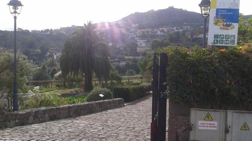 Finca el Galeon: Parque Agricola Guiniguada (Santa Brigida - Gran Canaria)