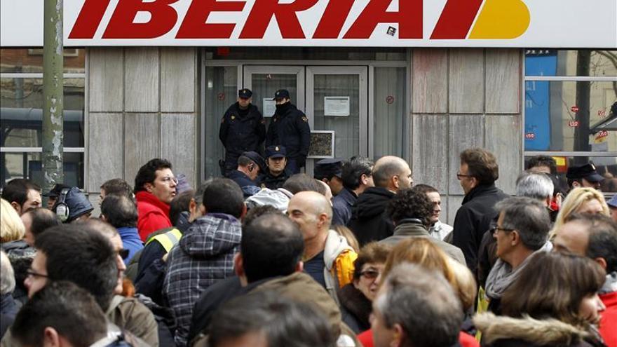 El Supremo permite aplicar el ERE voluntario pactado en Iberia hasta 2017