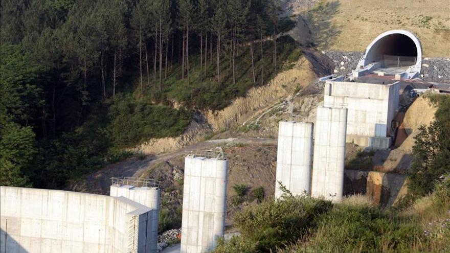 Adif adjudica a Corsan obras en la Y Vasca (AVE) por 78,7 millones de euros