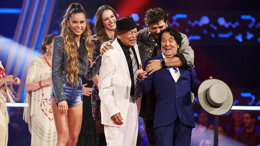 'La Voz Senior': los equipos de Antonio Orozco y Pastora Soler ya tienen finalistas