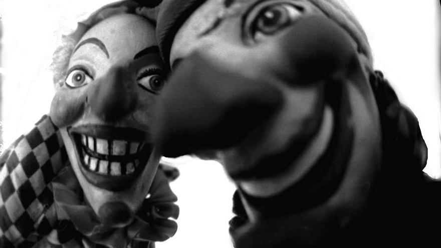 Tradición es la palabra que define el espectáculo 'Punch & Judy' de Rod Burnett.