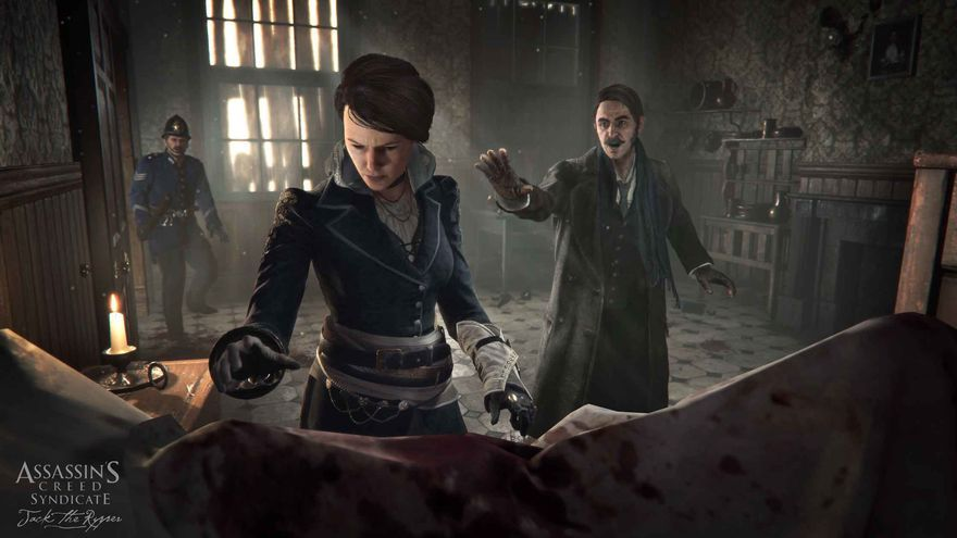 Assassin's Creed Syndicate Jack el Destripador