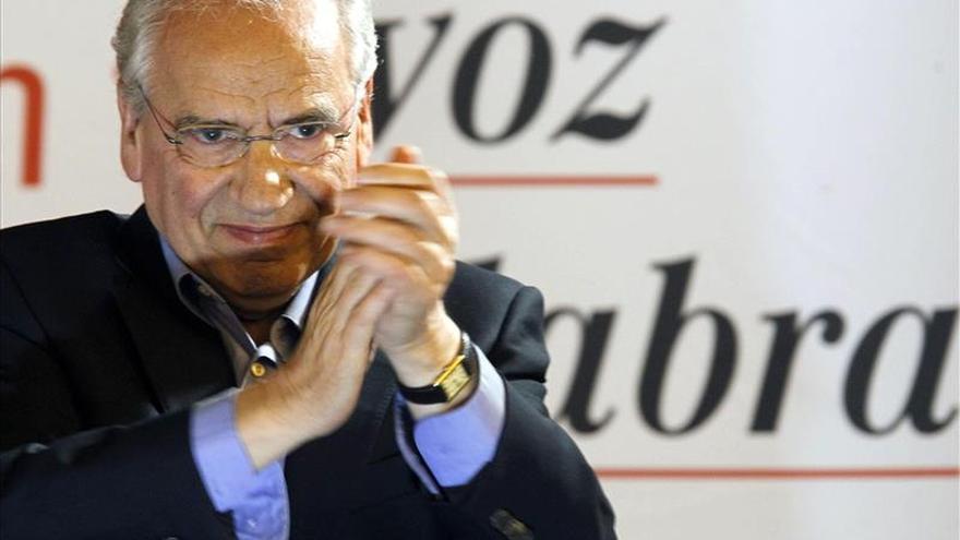 Alfonso Guerra: La abstención es nuestro peor enemigo