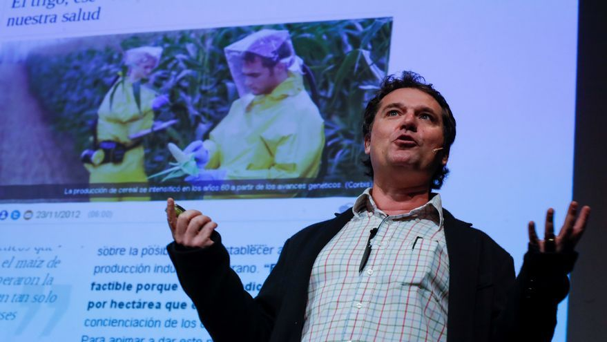 """José Miguel Mulet: """"vivir mancha... y hay que minimizar el impacto ambiental"""""""