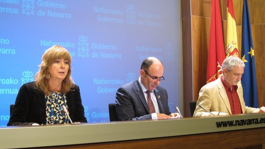 El Gobierno foral se personará en el recurso del Gobierno central contra la Ley de Policías de Navarra