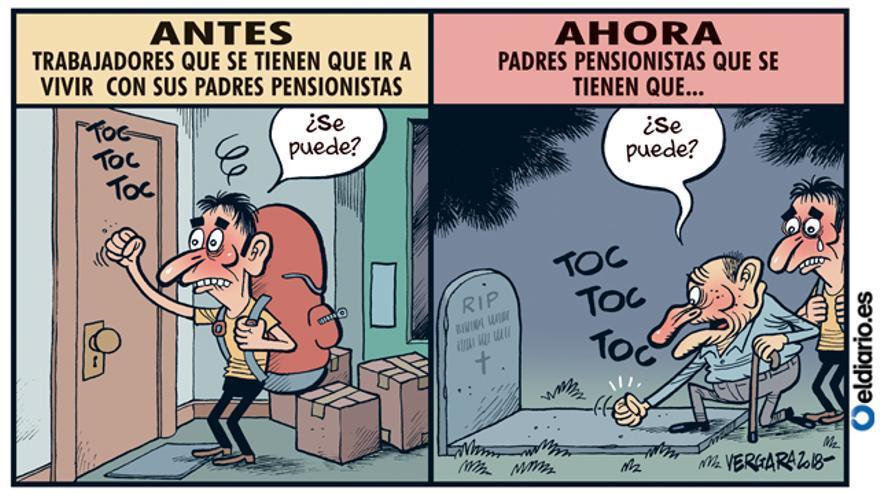 La reforma de las pensiones
