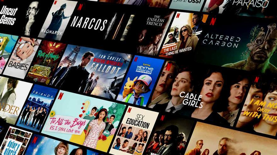 Netflix España, entre los catálogos más reducidos de la plataforma