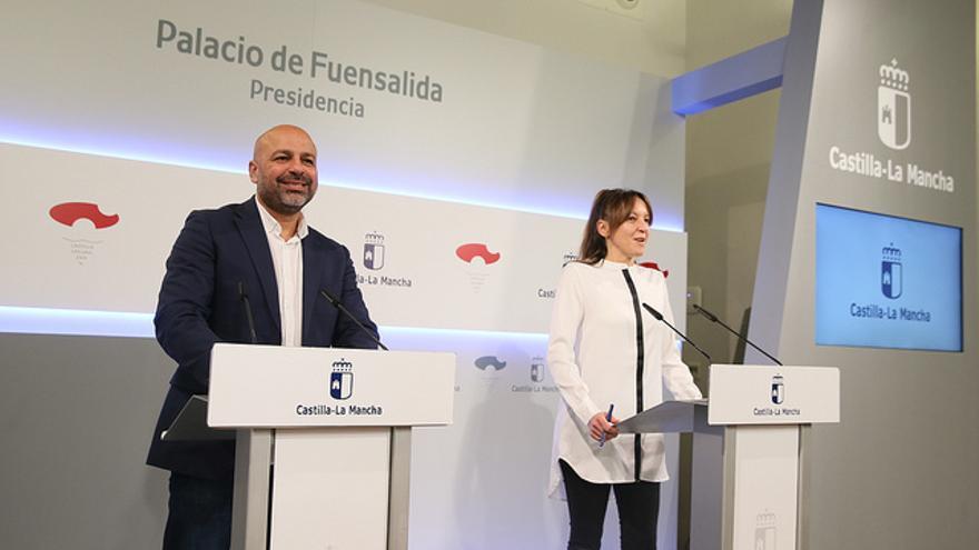 José García Molina e Inmaculada Herranz