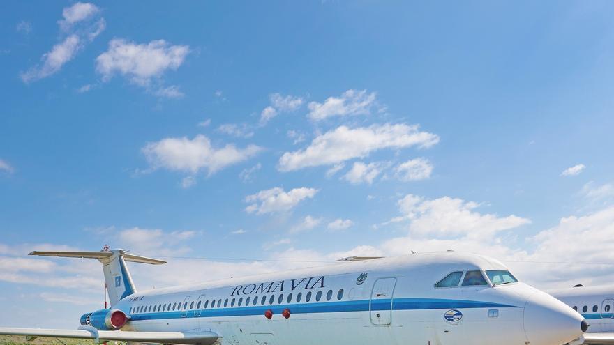Rumanía subasta el avión presidencial de Ceausescu por 120.000 euros