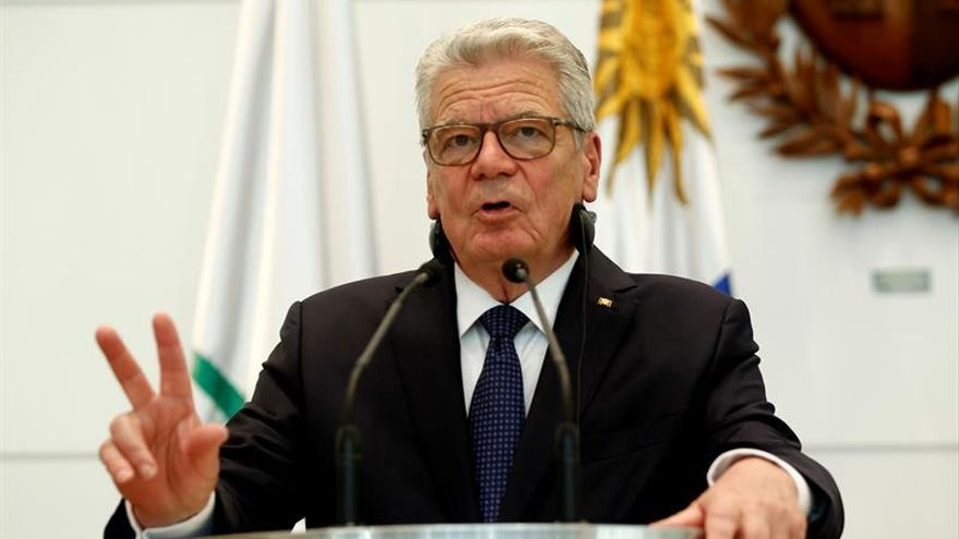 Un condenado de Colonia Dignidad asistió a la recepción de Gauck en Chile