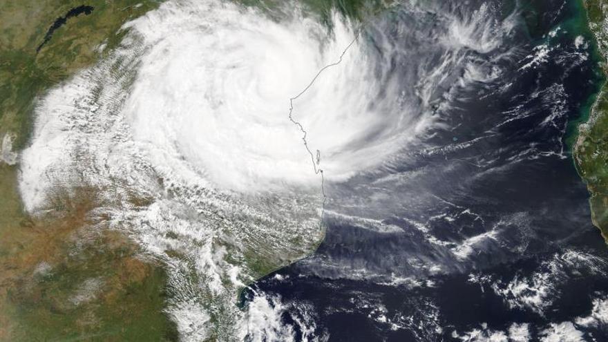 Beira, cuarta ciudad de Mozambique, destruida en un 90 % por el ciclón Idai