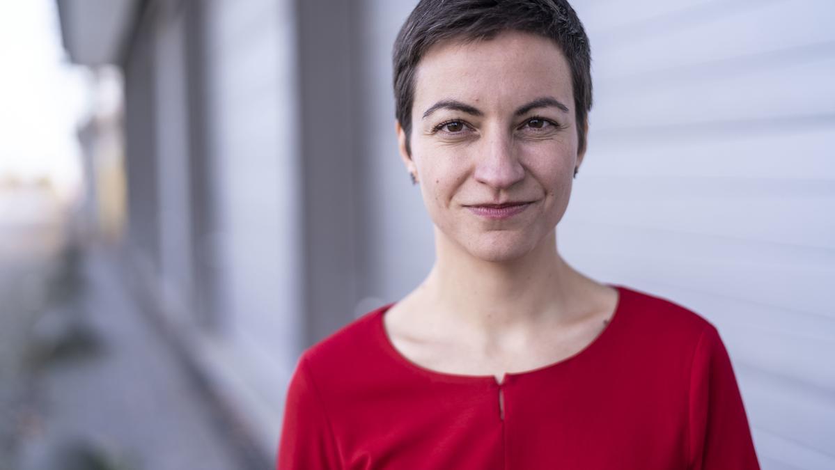 La copresidenta de los Verdes en el Parlamento Europeo, Ska Keller.