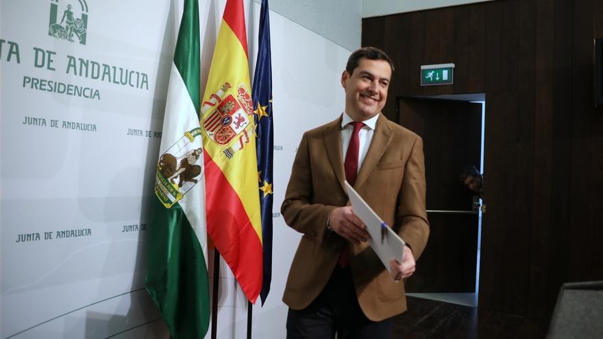 El presidente Moreno Bonilla se dispone a presentar su nuevo Gobierno