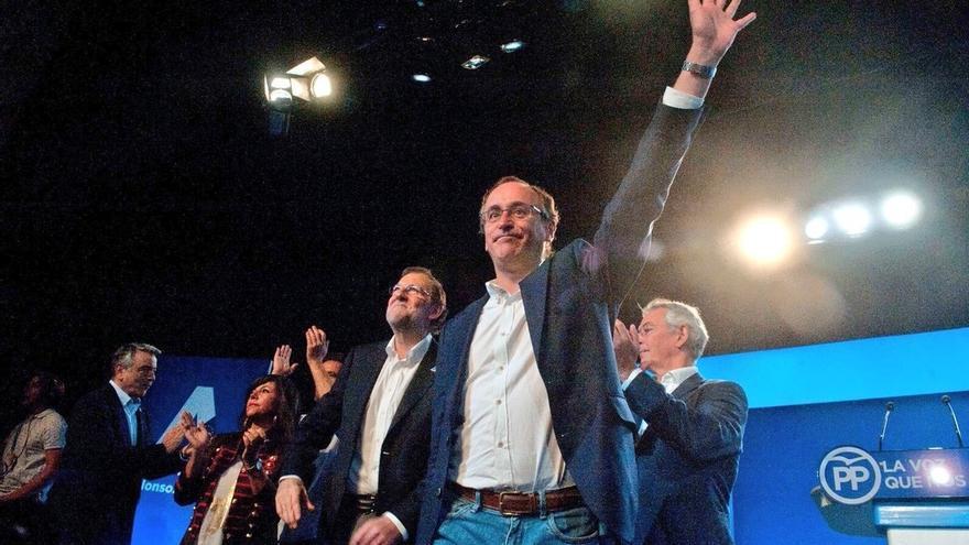 """Rajoy afirma que la actitud """"obstruccionista y antipatriótica"""" de Sánchez puede llevar a España """"al punto de partida"""""""