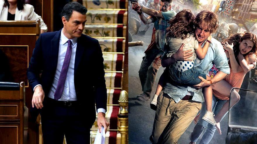 En el día de la investidura... Telecinco emite 'Golpe de Estado' en su prime time