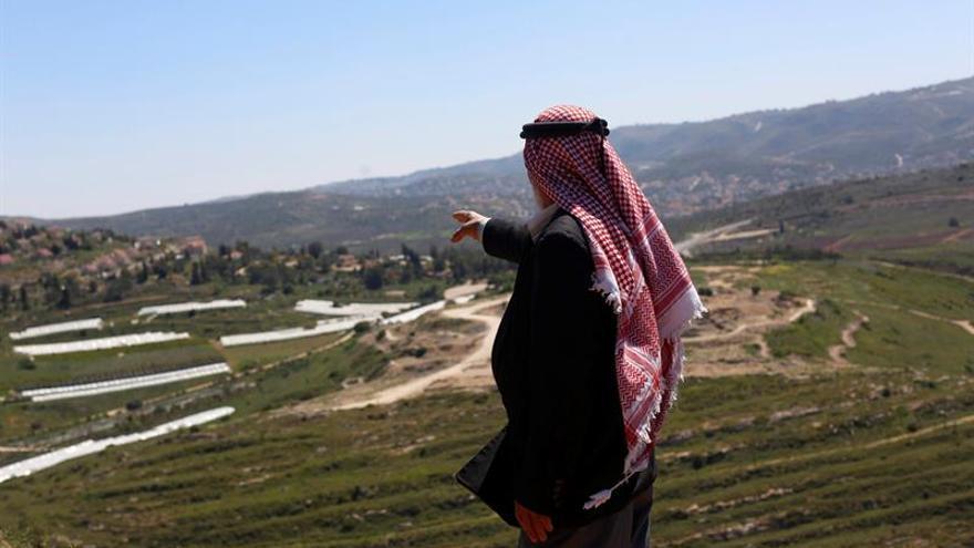 El Gobierno israelí planea un nuevo asentamiento judío en Cisjordania