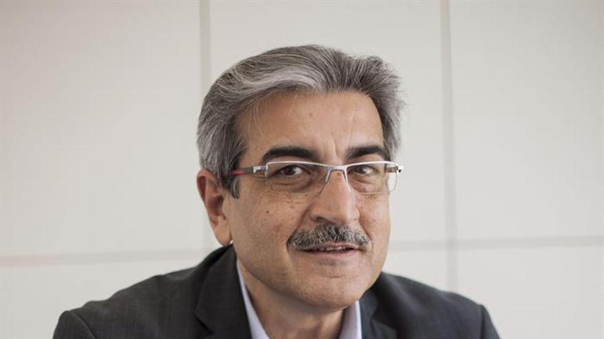 Román Rodríguez (EFE/Ángel Medina G).