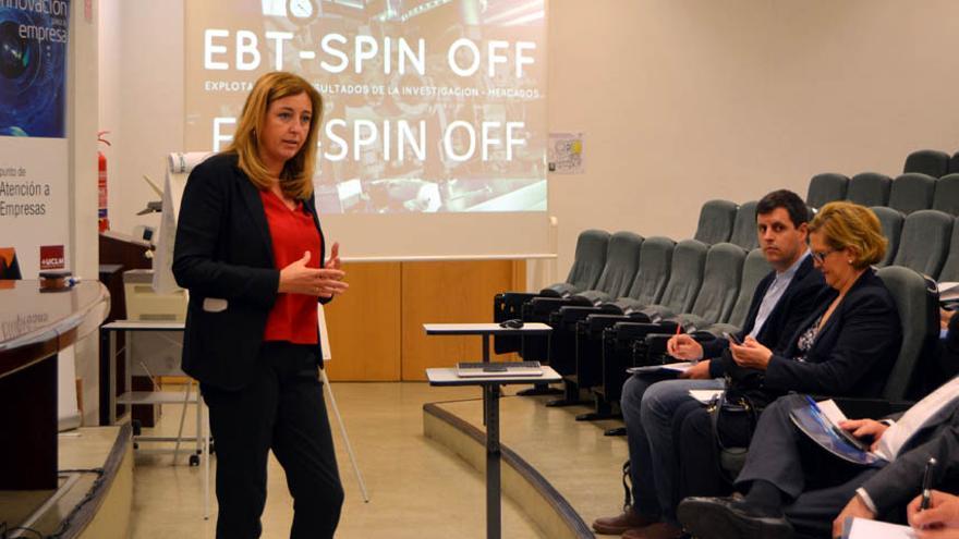 Jornadas 'Spin Off' de la UCLM en 2018