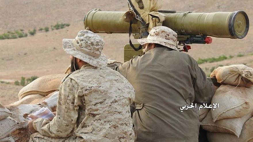 Hizbulá anuncia el alto el fuego en el noreste del Líbano
