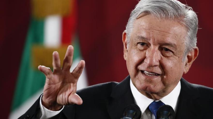 El presidente de México desmiente que se busque ampliar la edad de jubilación
