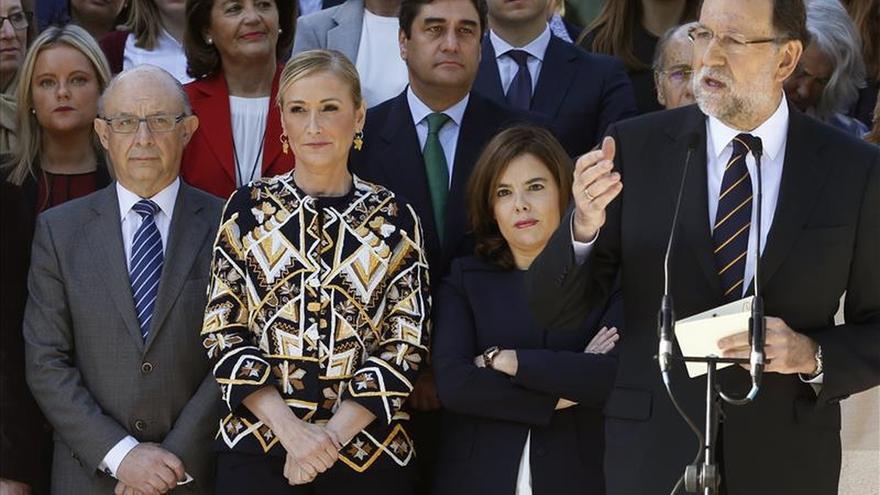 Rajoy felicita a Beata Szydlo, la nueva primera ministra de Polonia