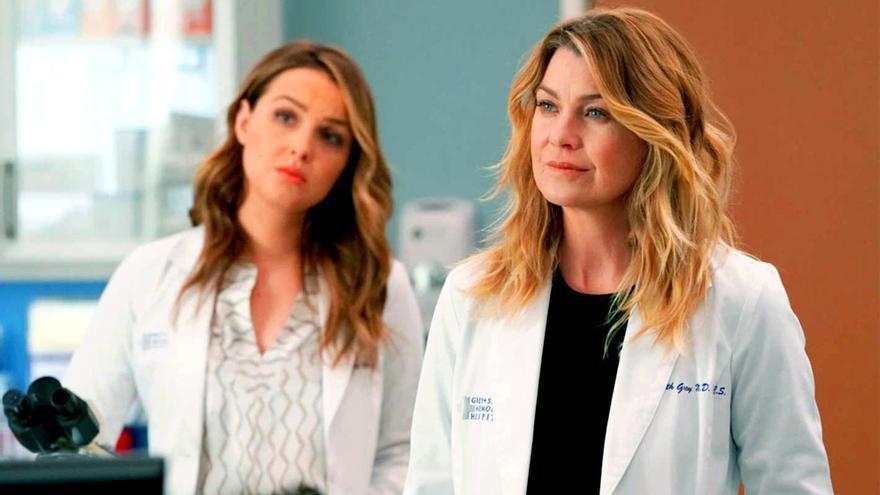 Anatomía de Grey rescata a un antiguo personaje, 8 temporadas después