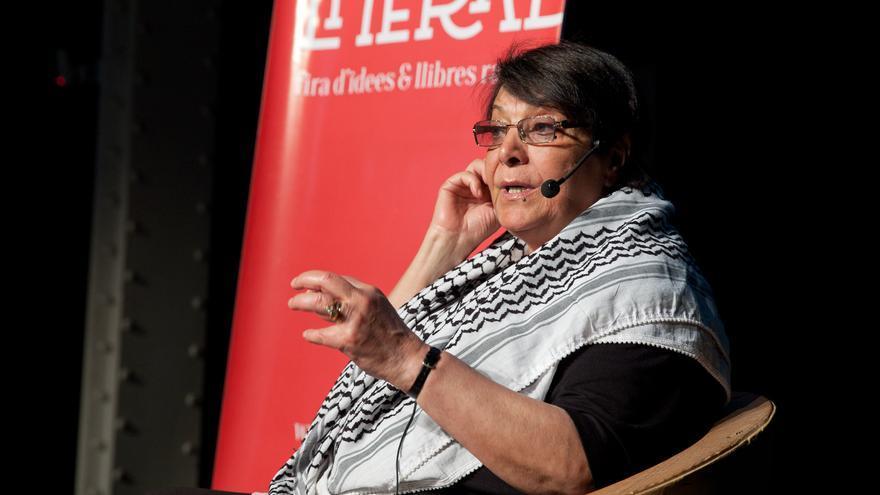 Leila Khaled a la Fira Literal